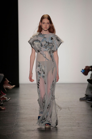 Nina Nguyen Hui - NY Fashion Week Spring 2017 - Runway 5