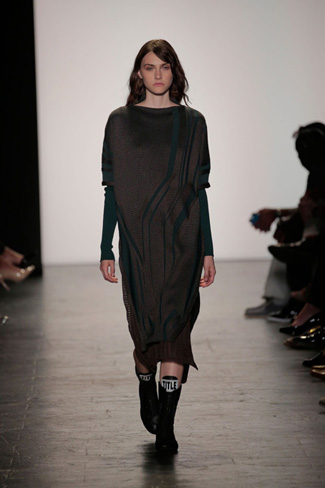 Natalya Sheveleva Robinson - NY Fashion Week Spring 2017 - Runway 15