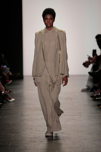 Lindsey Trueman - NY Fashion Week Spring 2017 - Runway 26