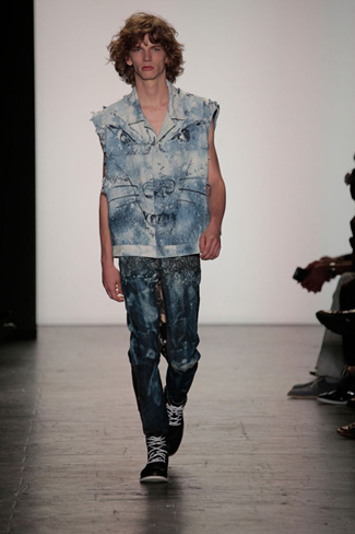 Ben Ellis - NY Fashion Week Spring 2017 - Runway 29