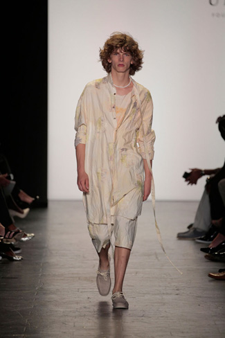 Brandon Kee - NY Fashion Week Spring 2017 - Runway 56