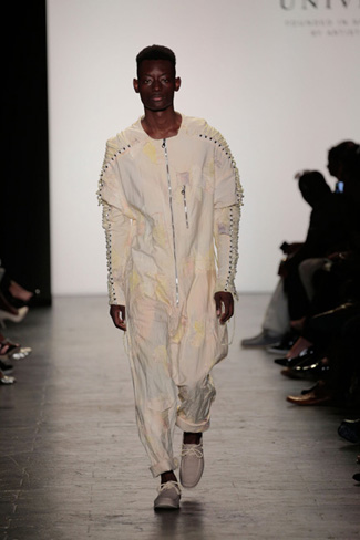 Brandon Kee - NY Fashion Week Spring 2017 - Runway 57