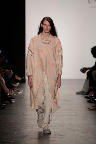 Brandon Kee - NY Fashion Week Spring 2017 - Runway 58