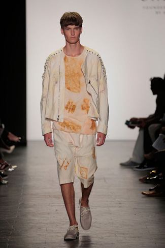 Brandon Kee - NY Fashion Week Spring 2017 - Runway 59