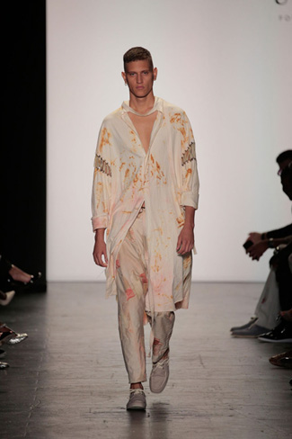 Brandon Kee - NY Fashion Week Spring 2017 - Runway 61