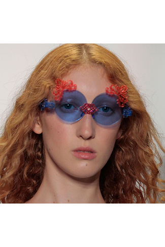 Eyewear by Yolanda Chiu - NY Fashion Week Spring 2017 - Runway 62