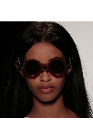 Eyewear by Yolanda Chiu - NY Fashion Week Spring 2017 - Runway 69