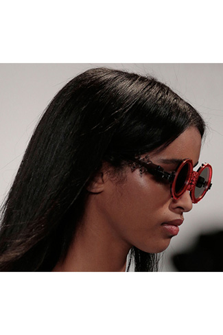Eyewear by Yolanda Chiu - NY Fashion Week Spring 2017 - Runway 70