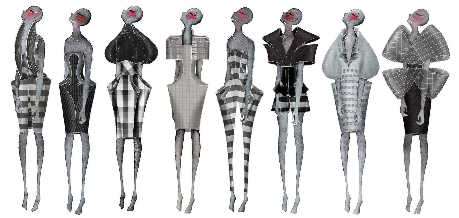 New york fashion week september 2008 warot subsrisunjai and mike
