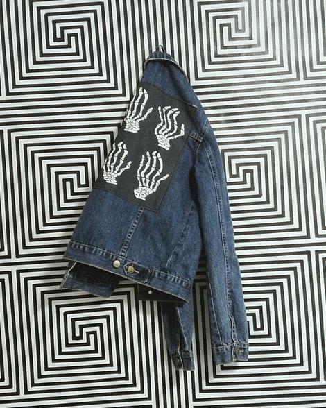 Cool Try denim jacket