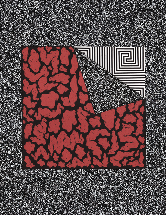 """Brain Fold"" by Ryan De La Hoz, 2012"