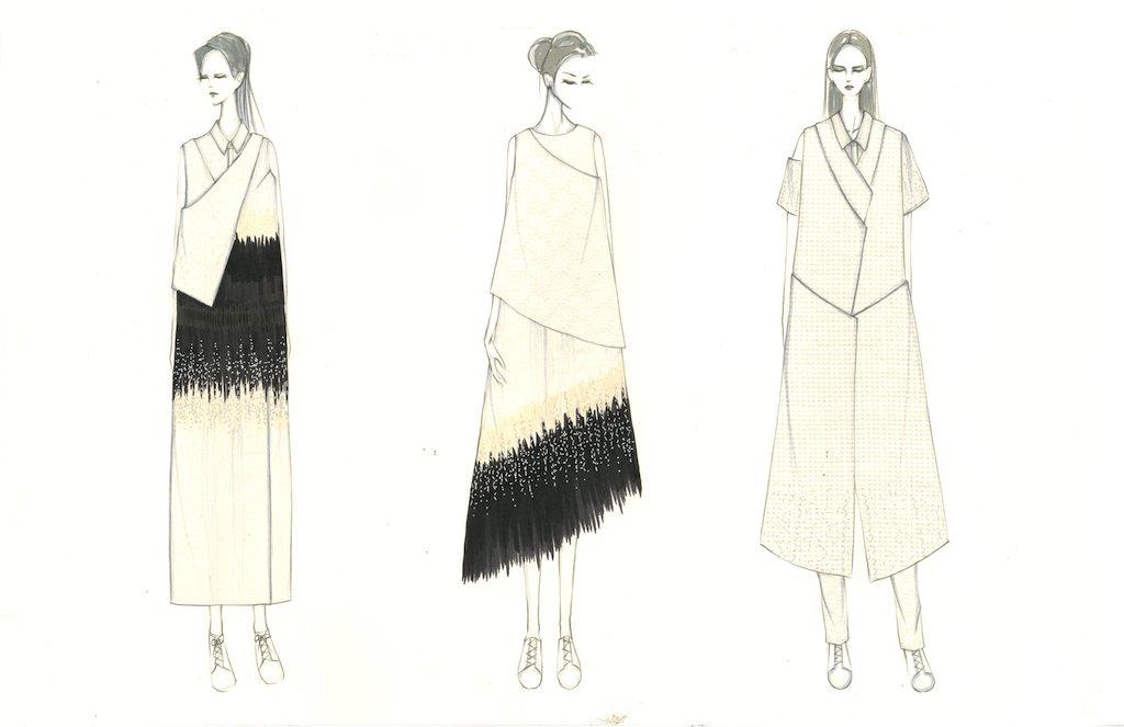 Illustrated lineup courtesy of Xiuzhen Li