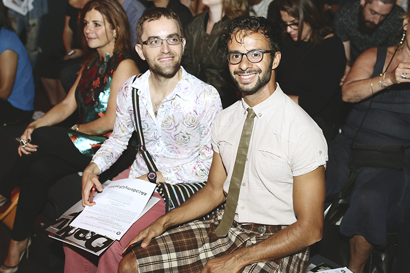 On the right is Christian Gonzalez and friend. Image Source: Hermin Jaramillo