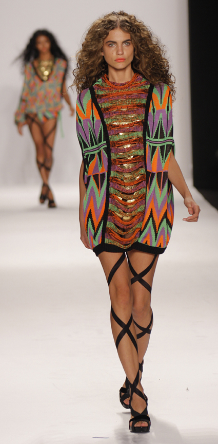 New York Fashion Week September 2008 Daniel Emir Armosilla, Womenswear and Knitwear Designer