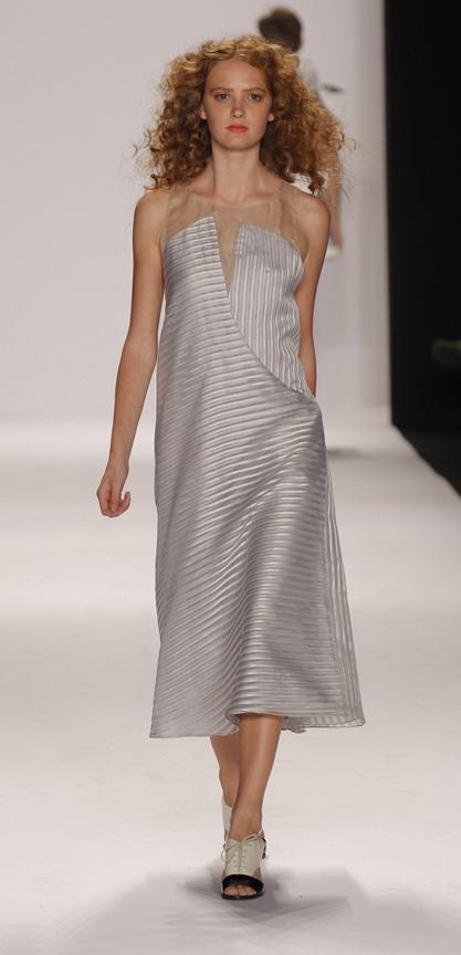 New York Fashion Week September 2008 Desiree Daniels, Womenswear Designer