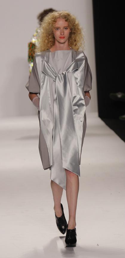 New York Fashion Week September 2008 Kara Laricks, Womenswear Designer