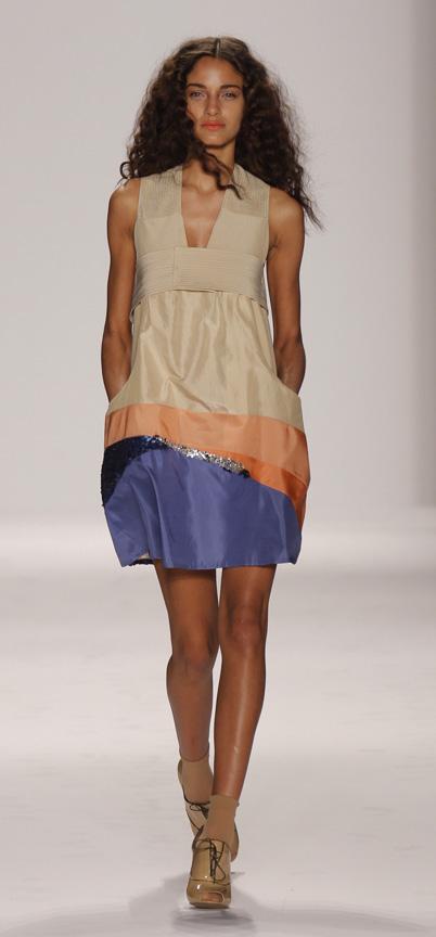 New York Fashion Week September 2008 Johanna Hatzenbuehler Womenswear Designer Fashion School
