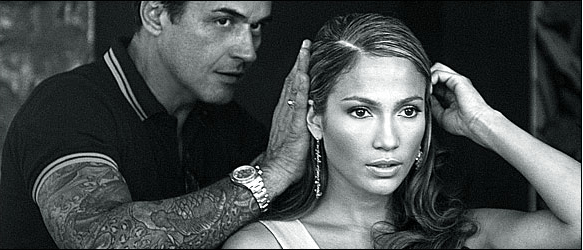 Oribe and Jennifer Lopez