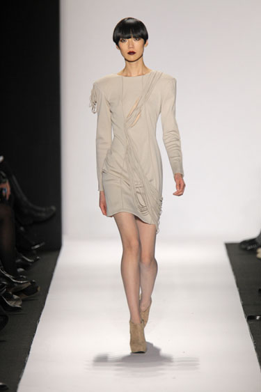Mercedes-Benz Fashion Week Fall 2010 Runway photos: Hyo Sun 'Nicky' An