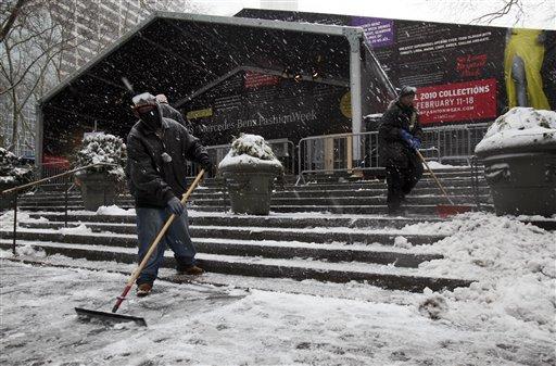 Winter Weather NY
