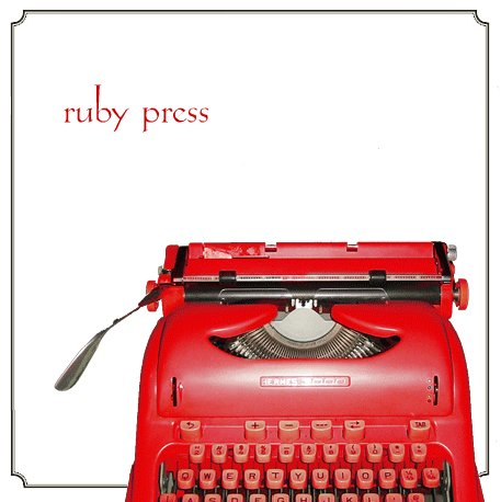 Ruby Press is Looking for Interns!