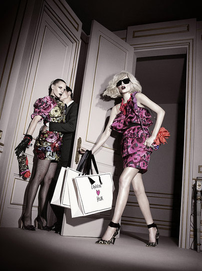 Off the Rack With Danielle: H&M Captures the 'Heart' of Fast Fashion With Lanvin
