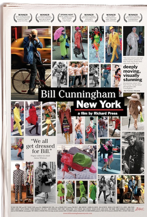 'Bill Cunningham New York' Comes to San Francisco