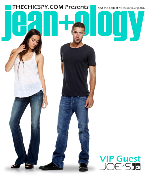 The Chic Spy Presents a Study in jean+ology