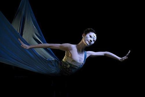 "Yuan Yuan Tan in ""The Little Mermaid"""