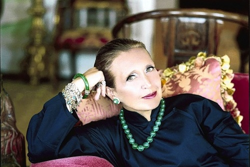 The lovely Danielle Steel. Photo credit: Brigitte Lacombe