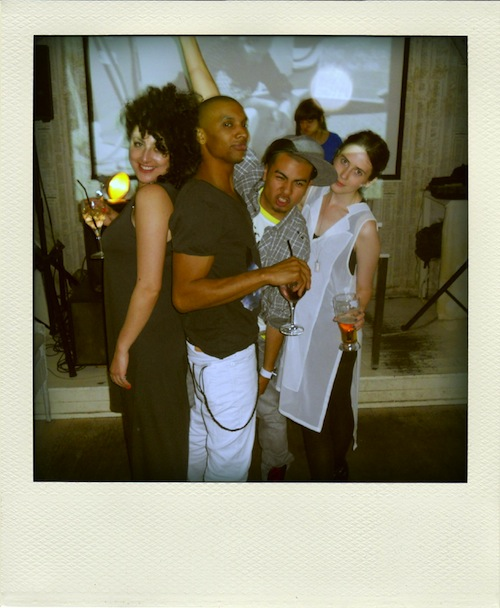 The 'Fantastic Four' of the 2010 Paris Exchange