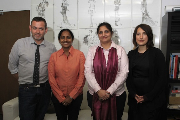 National Institute Of Fashion Technology India Visits The School Of Fashion Fashion School Daily