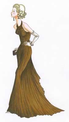 Designed for Nancy Bechtle