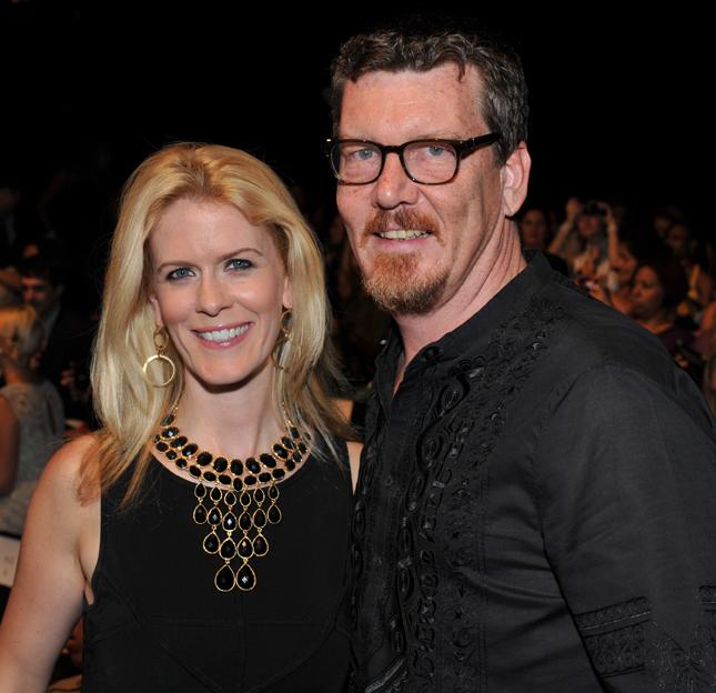 Alex McCord and her husband Simon