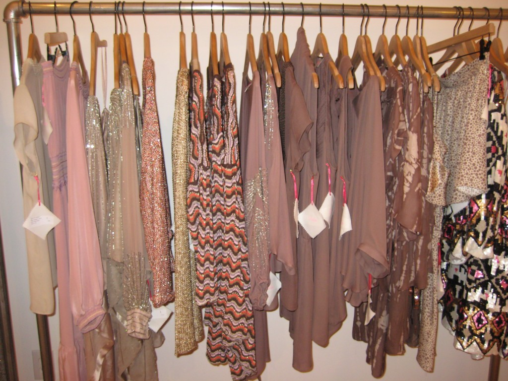 The Resort Collection with soft desert pink hues