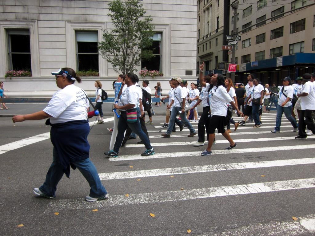 Non-trade Parade