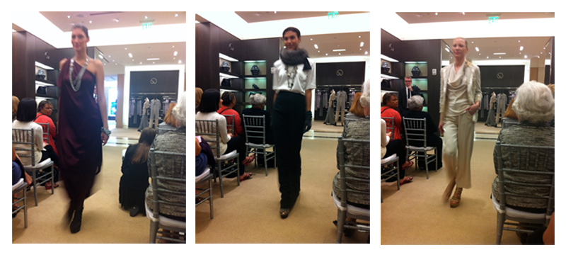 Some of George's favorites from the Fall '11 Collection