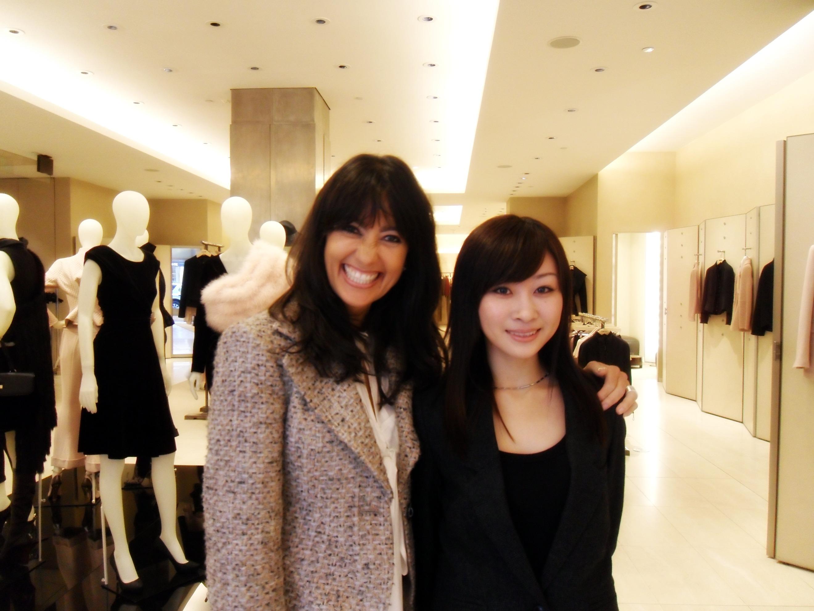 Student Spotlight: Ami Wang