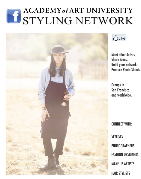 School of Fashion Styling Network