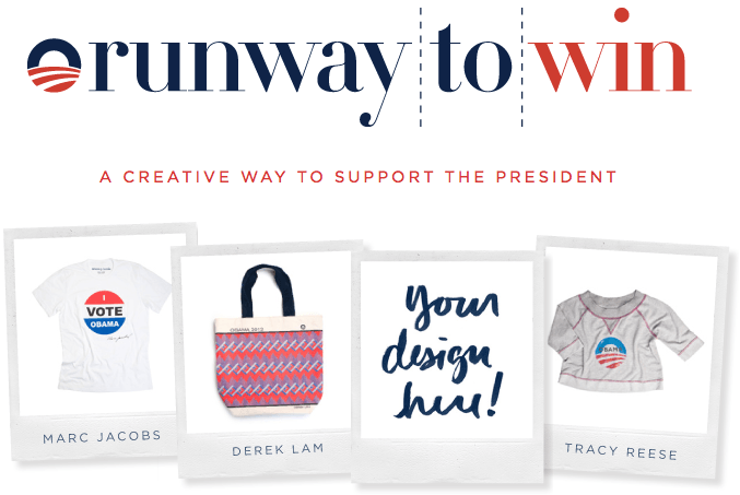 Obama's Runway to Win Design Contest