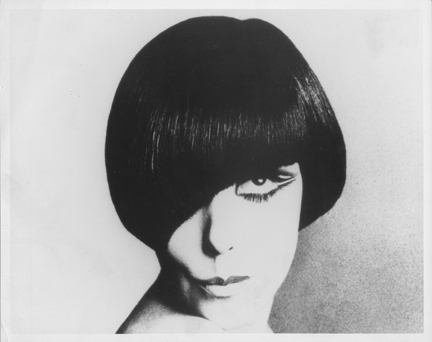 Peggy Moffitt on NOWNESS