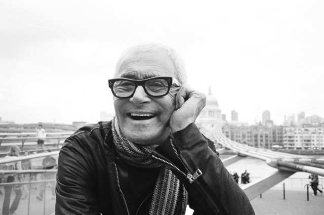 Farewell Fashion Friend Vidal Sassoon