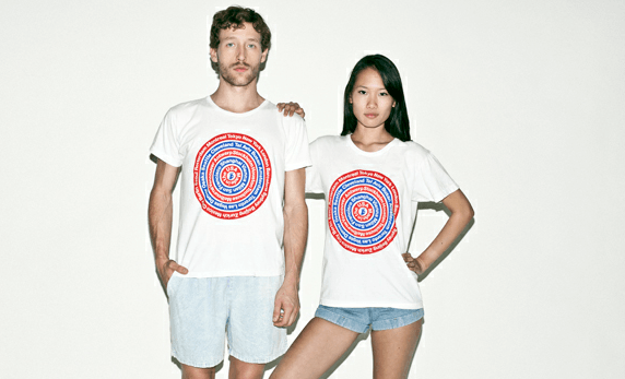 American Apparel Print-Shop Design Contest