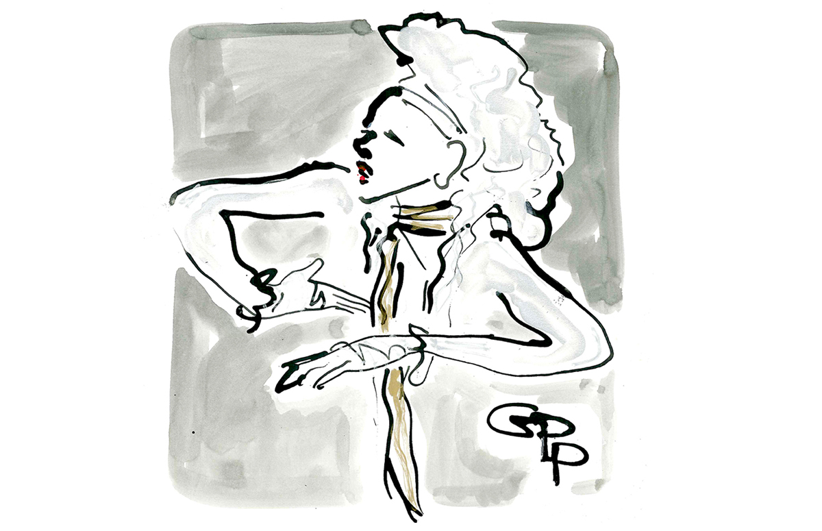 Not to Be Missed – Gladys Perint Palmer's Fashion Illustration Workshop