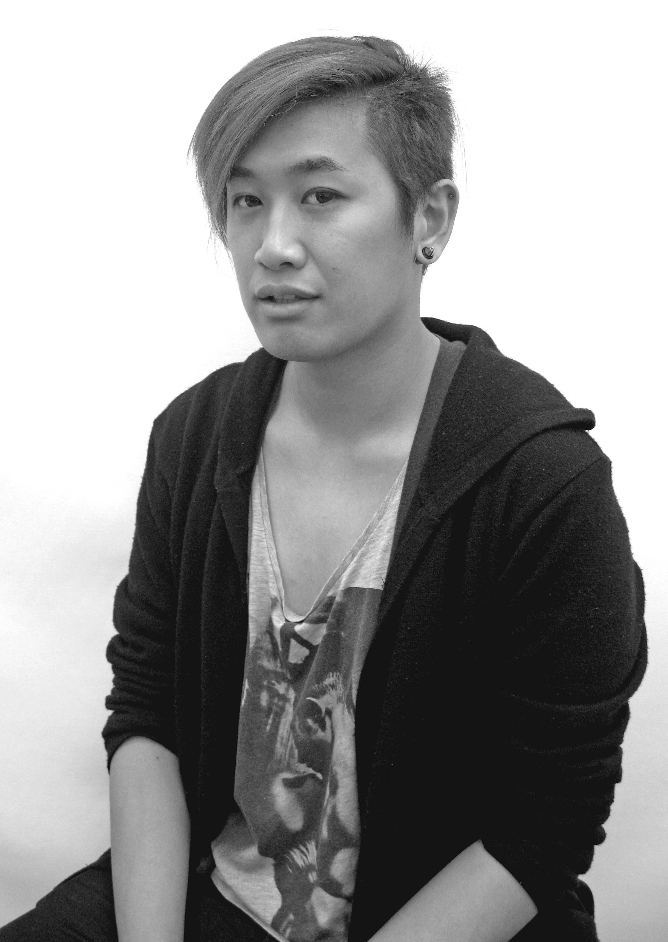 2013 Graduation Fashion Show Designer: Didvik Kuang