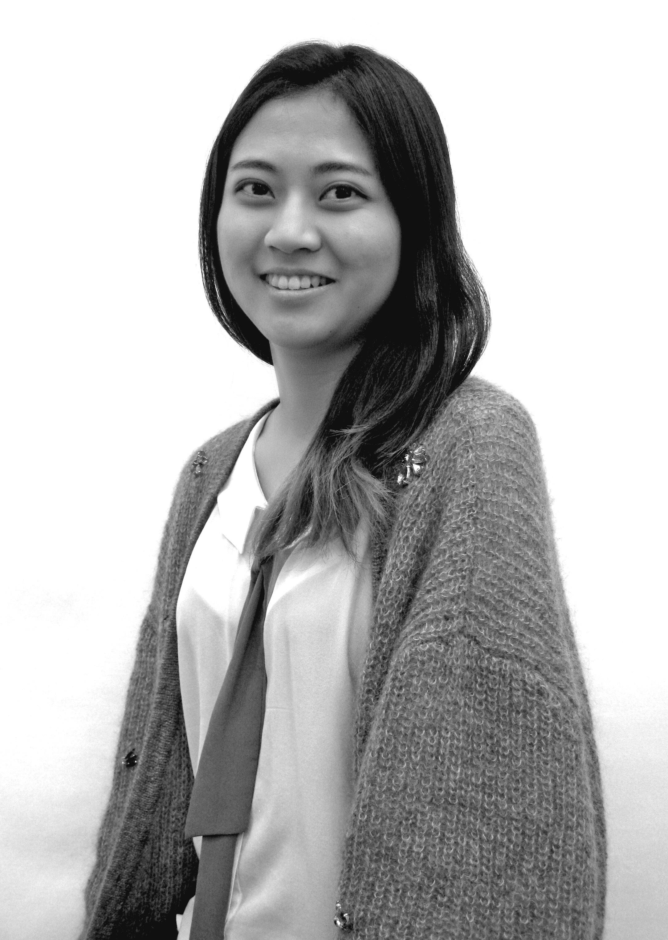 2013 Graduation Fashion Designer: Marine Rongrong Wei