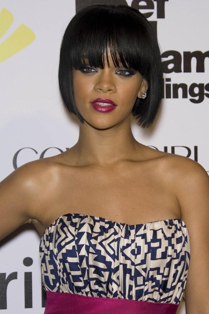 Rihannas Hair Stylist Go On And Take A Bow