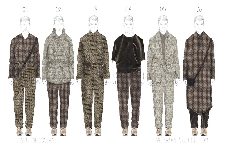 Academy Of Art University Spring 39 14 Designer Dossier Leslie Dilloway
