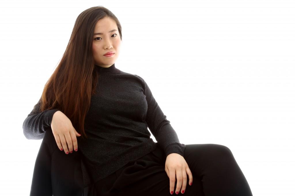 Xue Yang, photo by Bob Toy.