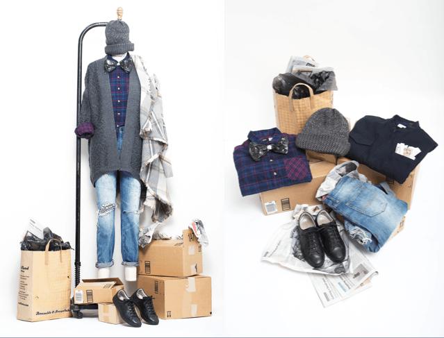 """Trend as inspiration: Hobo chic,"" styled by Joyce Goa, Cindy Choung and Tatiana Gutierrez"